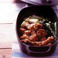 鶏手羽元の中華風うま煮