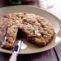 ポテトとツナのスパニッシュオムレツ