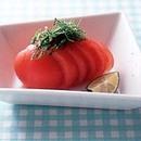 和風トマトサラダ