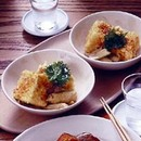 豆腐の土佐揚げ