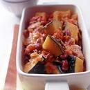 かぼちゃと金時豆のトマト煮