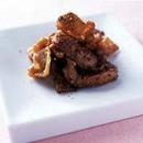 鶏皮のカリカリ炒め