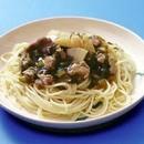 高菜のあんかけスパゲティ
