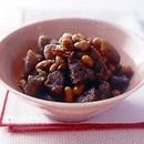 大豆とこんにゃくの炒め煮