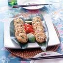 豆腐と枝豆のふわふわ揚げ