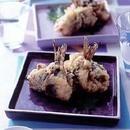 いわしのしそ風味天ぷら