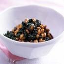 モロヘイヤ納豆