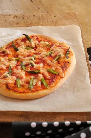 ピザ 薄力粉