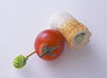 ちくわの野菜串