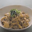 豚肉と豆腐のうま煮