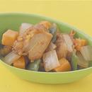 レンジ酢鶏