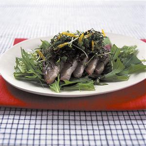 刺し身サラダ