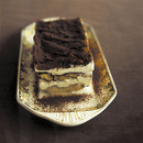 パリパリチョコアイスケーキ