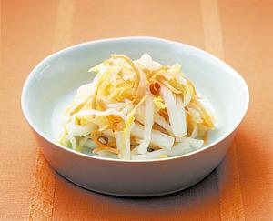 白菜とにんじんの甘酢漬け