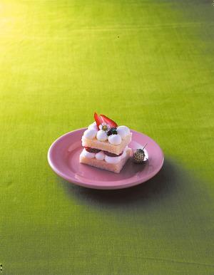 ショートケーキ風