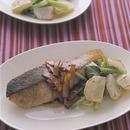 鮭の和風ステーキ