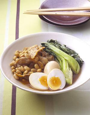 豚バラと卵の角煮風
