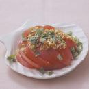 トマトの香りサラダ