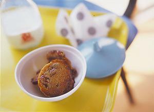 金時豆のドロップクッキー