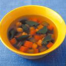 具だくさんスープ