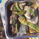 さわらと野菜の南蛮漬け