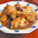 鮭の中華風南蛮漬け