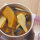 かぼちゃのはちみつレモン煮