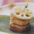 えのき入りつくねの秋野菜串