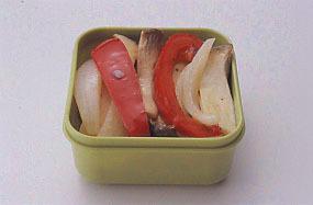 エリンギの炒めマリネ