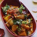 春野菜いっぱい豚キムチ