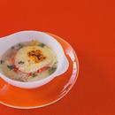 餅グラタンスープ