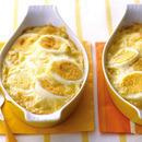 卵のポテトグラタン