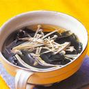 えのきとわかめのスープ
