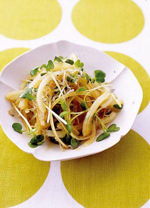 玉ねぎの和風サラダ