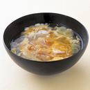 なめたけ卵スープ