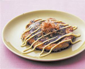 納豆つくねのフライパン焼き