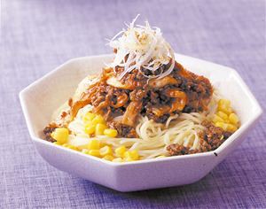 キムチジャージャー麺