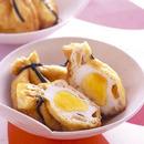 きんちゃく卵の含め煮