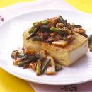 韓国風豆腐ステーキ