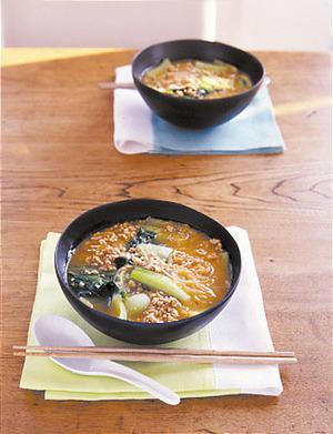 担担麺風ヌードル