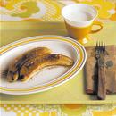バナナのソテー キャラメル風味