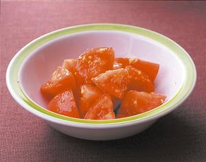 トマトの中華風サラダ