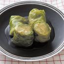豆腐とえびのロールキャベツ