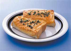 鮭マヨトースト