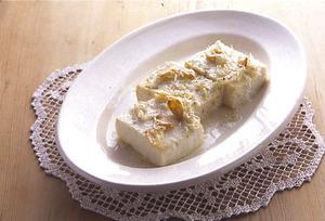 豆腐としらすのソテー