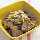 豚肉とキャベツの蒸し煮レモン風味