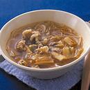 キムチビーフンスープ