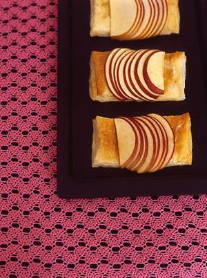 しゃきしゃきアップルパイ