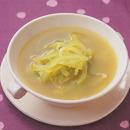 キャベツと玉ねぎのカレースープ