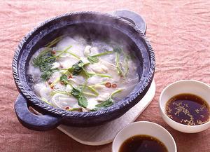 大根と豚バラの鍋仕立て